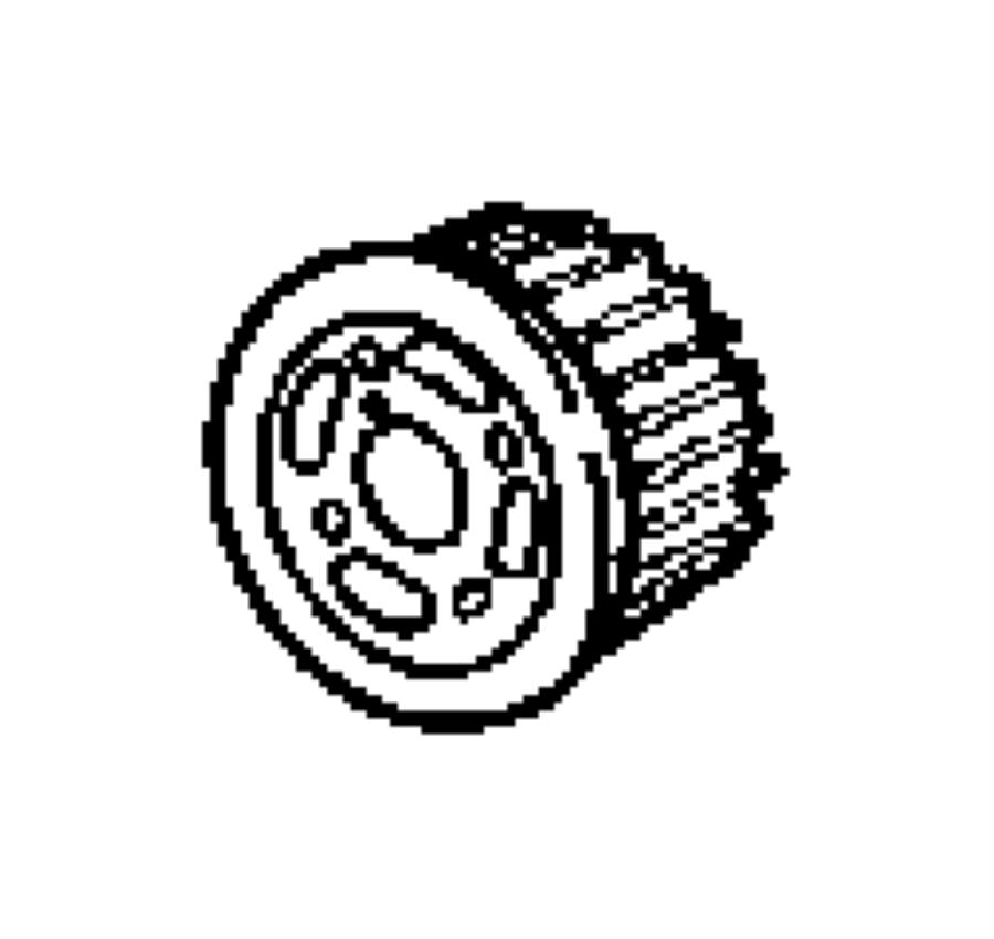 Dodge Timing Belt Sprockets
