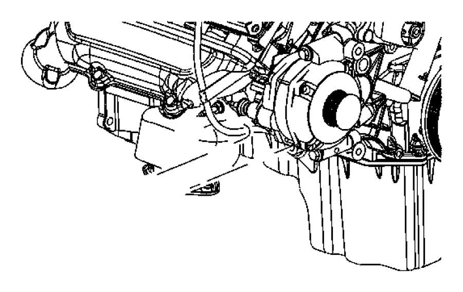 2007 Chrysler 300 Generator. Engine. [160 amp alternator