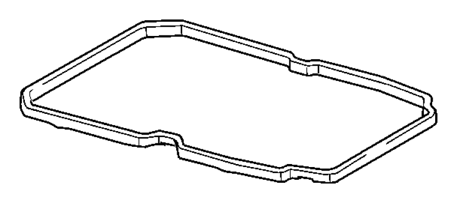 2006 Chrysler Crossfire Gasket. Oil pan. Related, engine