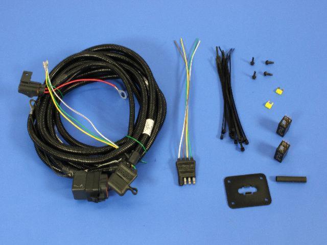 Jeep Grand Cherokee Trailer Wiring Wiring Harness Wiring Diagram