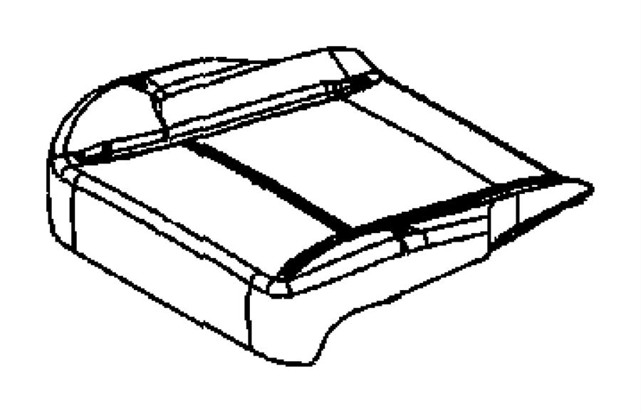 2006 Dodge Ram 1500 Seats