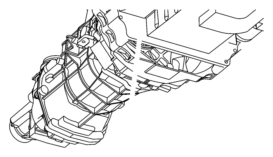 Dodge Ram 1500 Cover, shield. Clutch housing dust