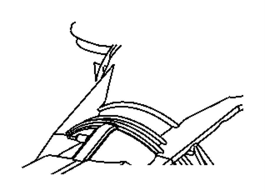 Dodge Ram Strap Ground