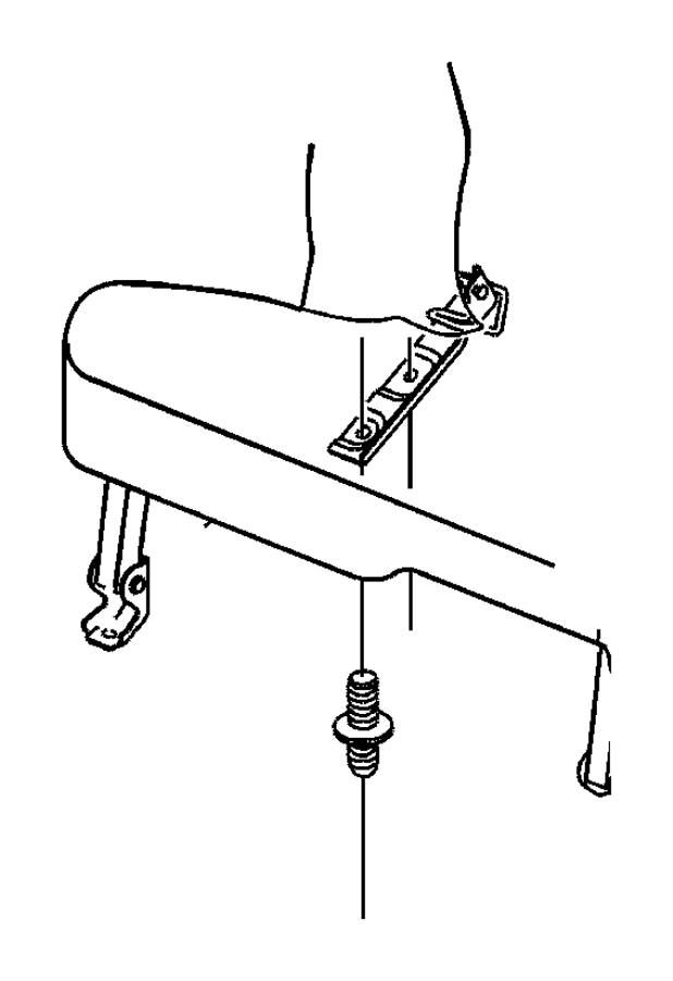 Jeep Liberty Seat belt. Rear outer. [j1]. Trim: [all trim