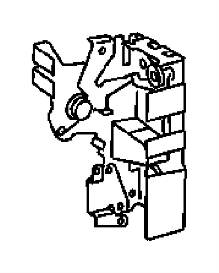 Sliding Door Parts Dodge Sprinter Sliding Door Parts