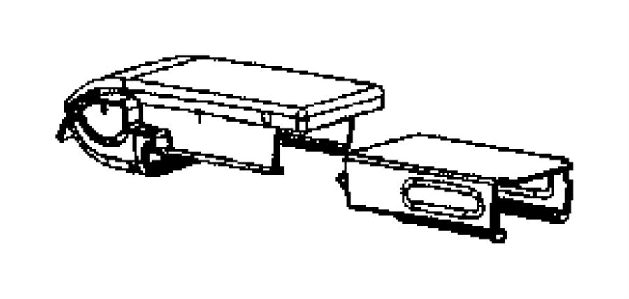 2007 Dodge Caliber Bezel. Console shifter. Trim: [all trim