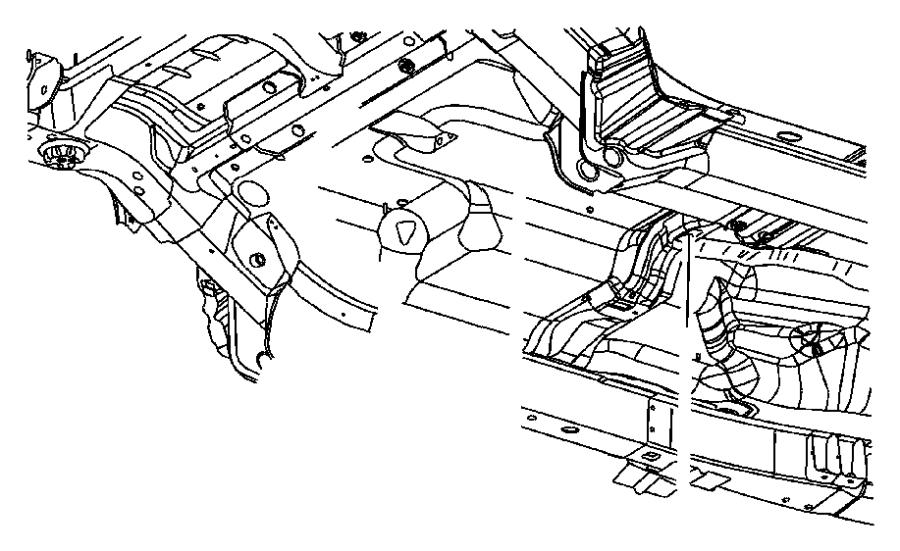 2009 Jeep Commander Wiring. Fuel module. [[21.1 gallon