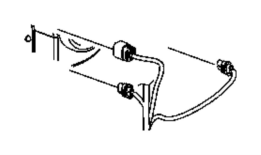 2007 Dodge Magnum Wiring. Headlamp. After 11/27/06. Front