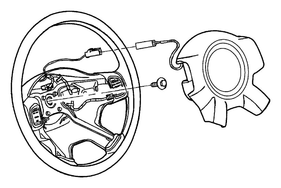 2010 Dodge NITRO Wheel. Steering. Trim: [all trim codes