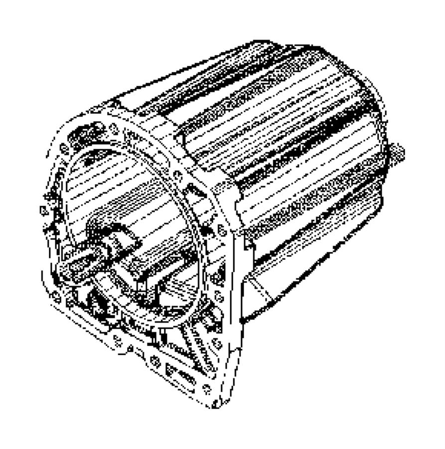 Chrysler 300 Extension. Transmission. Engine, service
