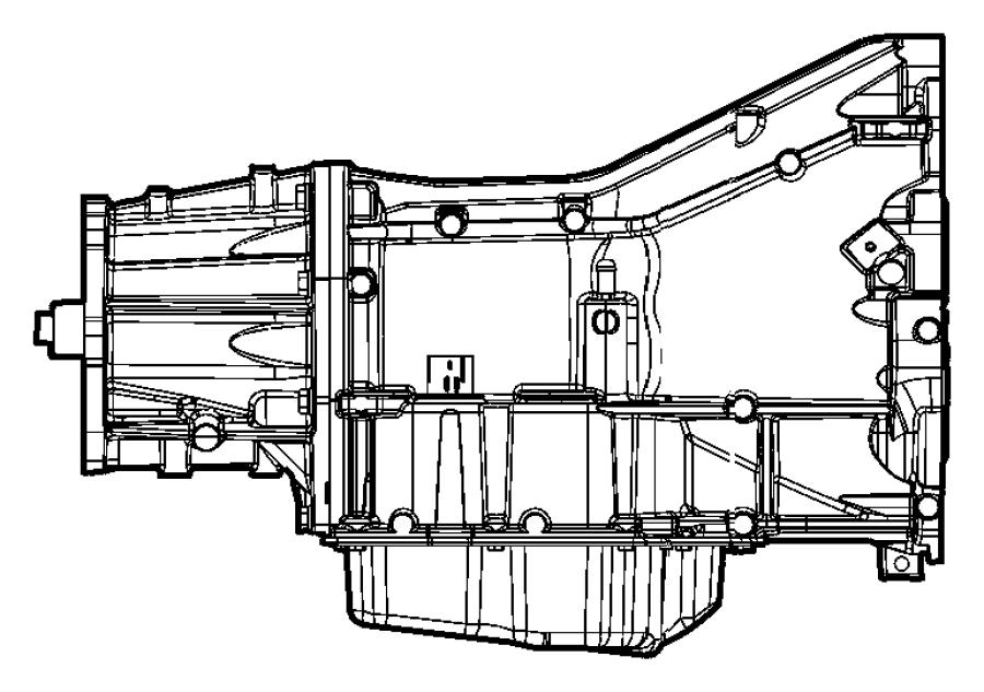 Dodge Dakota Trans kit. With torque converter