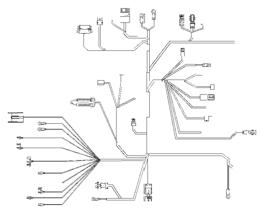 Chrysler Crossfire Wiring. Body. [am/fm cd gps navigation