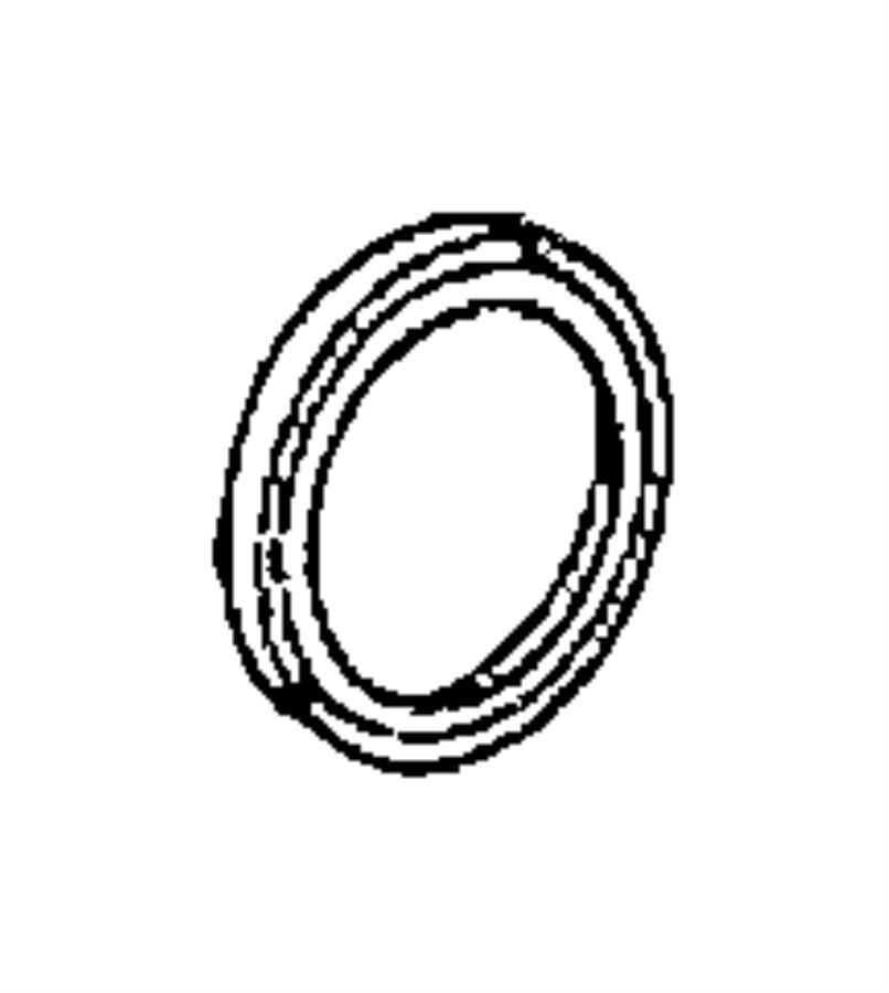 Dodge SPRINTER Tone ring. Sensor. Differential, must