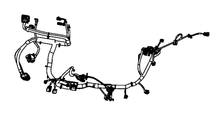 2009 Dodge Grand Caravan Wiring. Powertrain. After 01/02