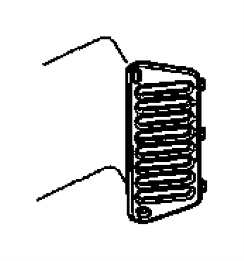 2008 Jeep Wrangler Grille. Trim: [all trim codes] color
