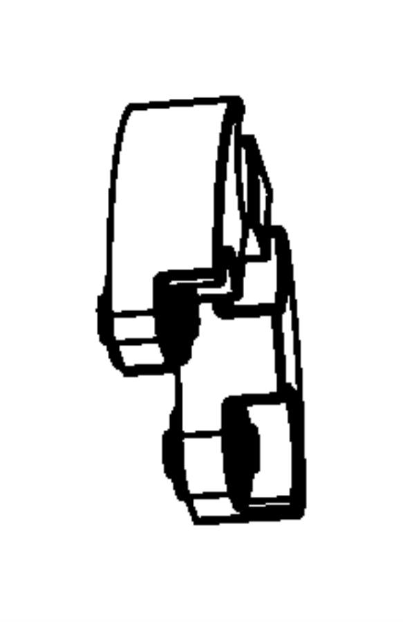 Jeep Liberty Damper, damper assembly. Manual transmission