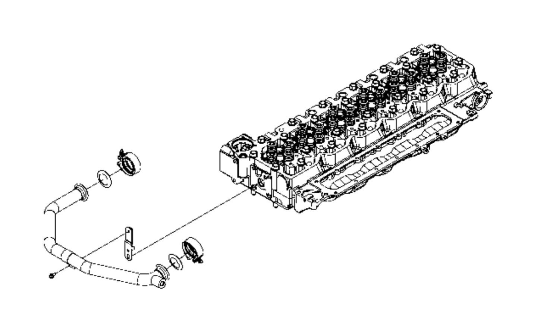 2008 Dodge Ram 5500 Clamp. Emissions, export, state