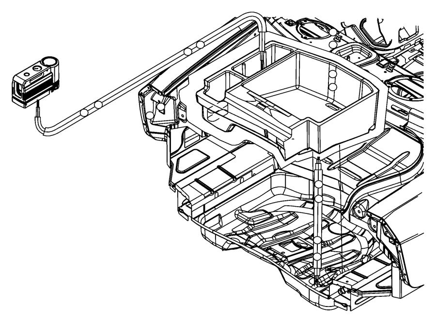 2009 Dodge Journey Sealant. Tire. [tire service kit