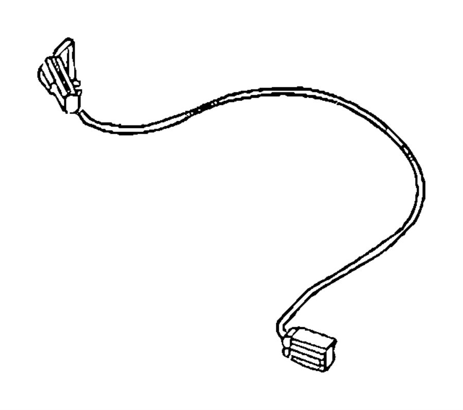 Chrysler PT Cruiser Wiring. Used for: a/c and heater. Air