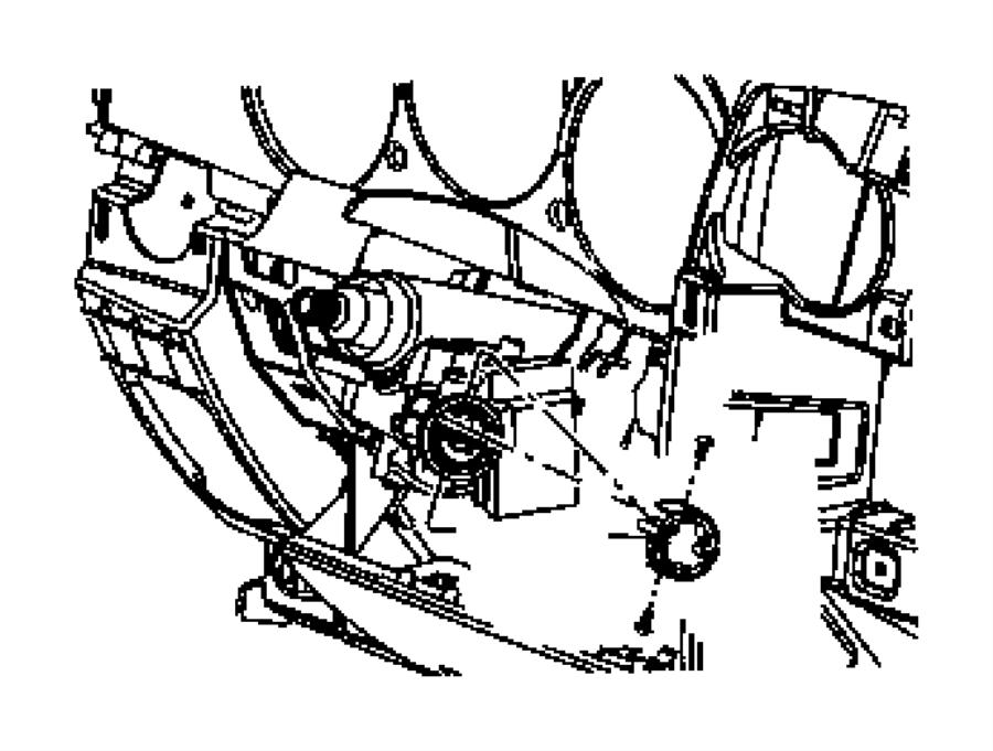 2015 Jeep Wrangler Shield. Lock cylinder. [thatcham