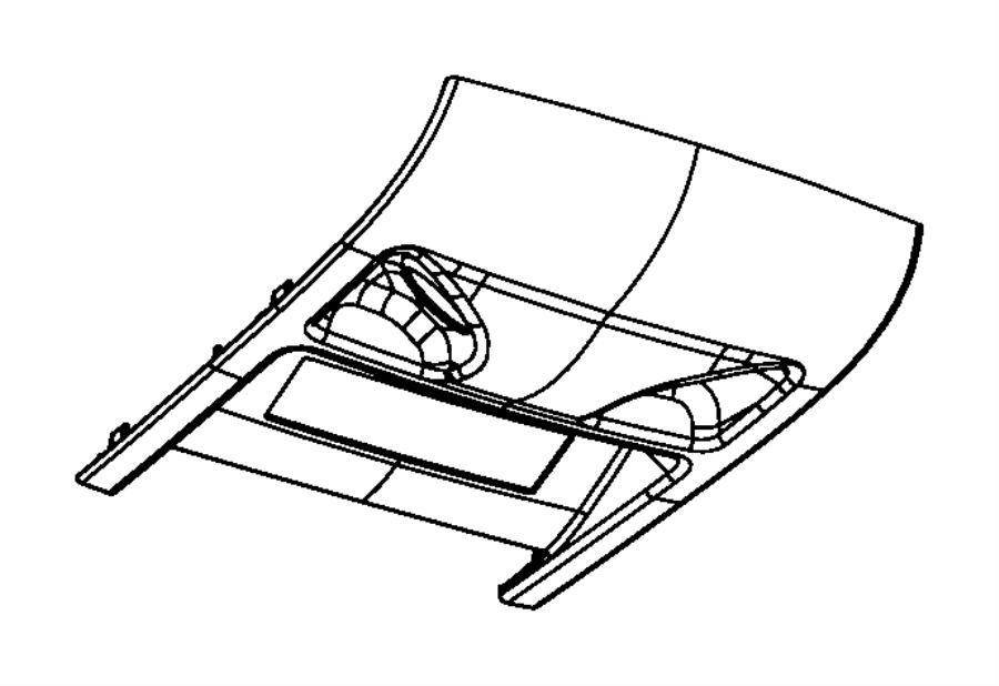 2013 Dodge Grand Caravan Wiring. Jumper, overhead console