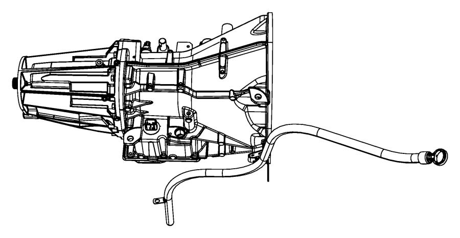 Jeep Wrangler Indicator. Transmission fluid level. China