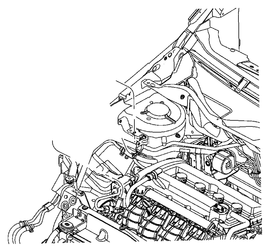 Chrysler 300 Fluid. Automatic transmission atf+4. Quart