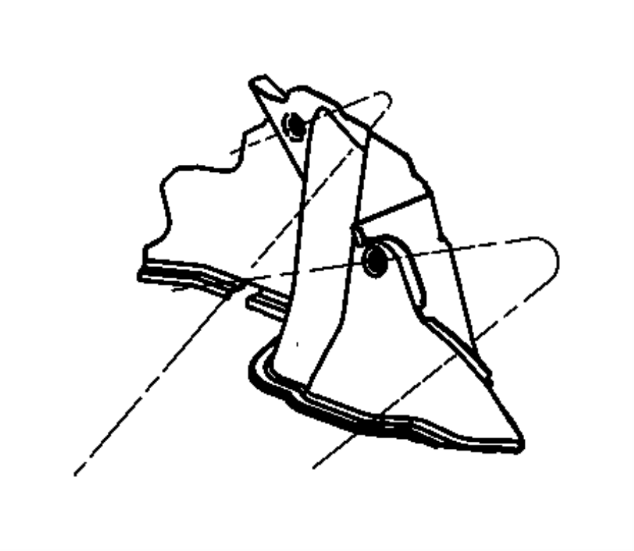 2009 Chrysler Sebring Carpet. Wheelhouse. Trim: [all trim