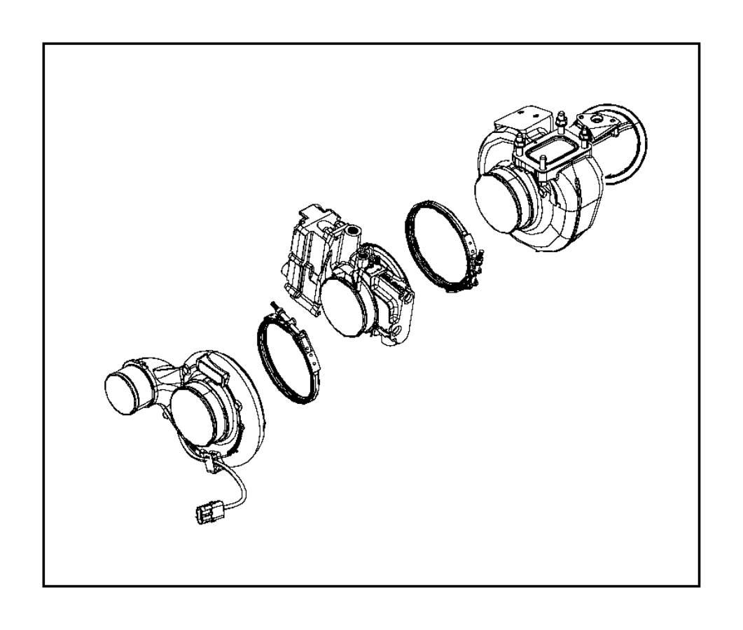 Dodge Ram Turbocharger Federal Emissions