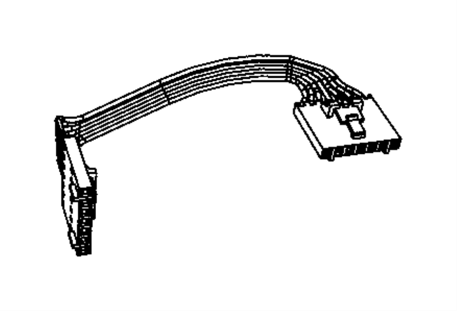 Chrysler Pt Cruiser Link Wiring Jumper Multifunction