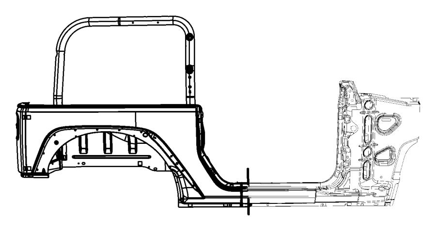 Ram 1500 Nut. Snap in. M4.2 x 1.41, m4.2x1.41. Front door