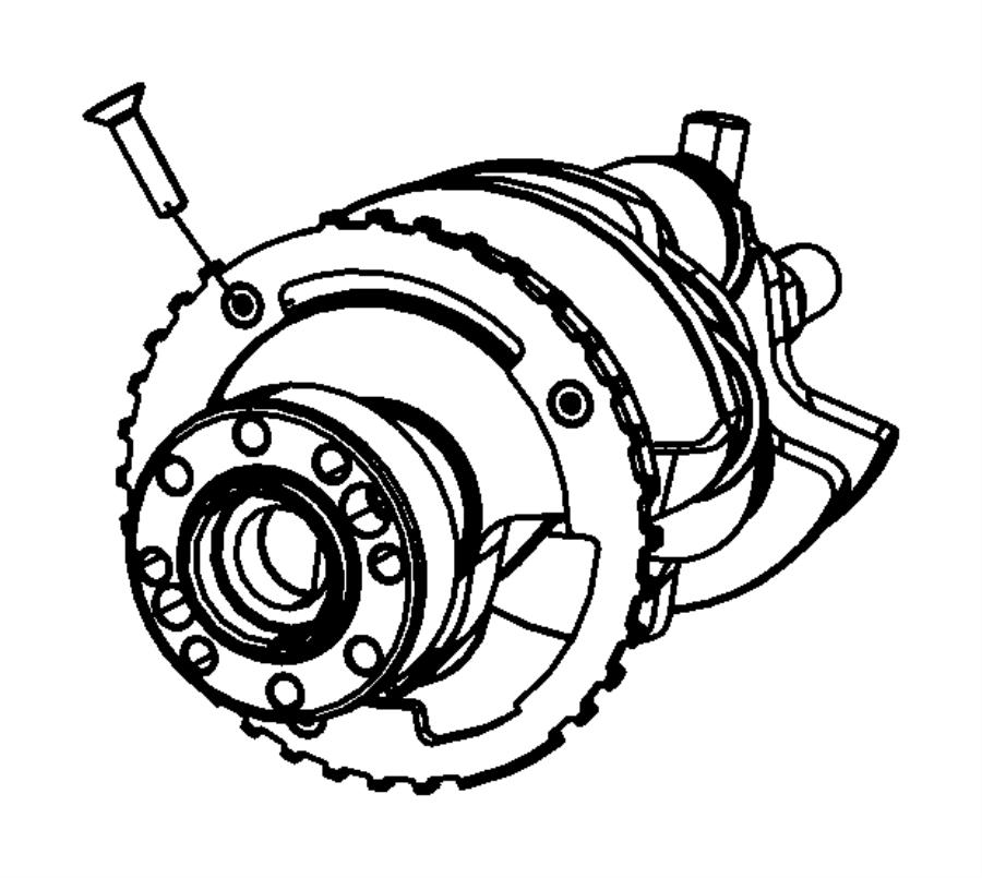 2013 Dodge Challenger Flywheel. Mounting. Manual
