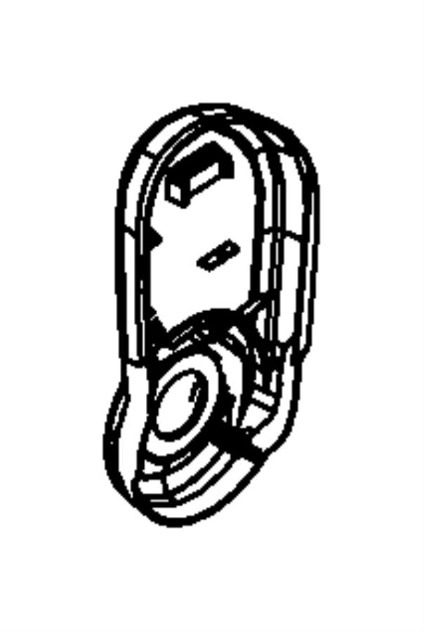 Dodge Caliber Shield, shield side. Recliner, seat