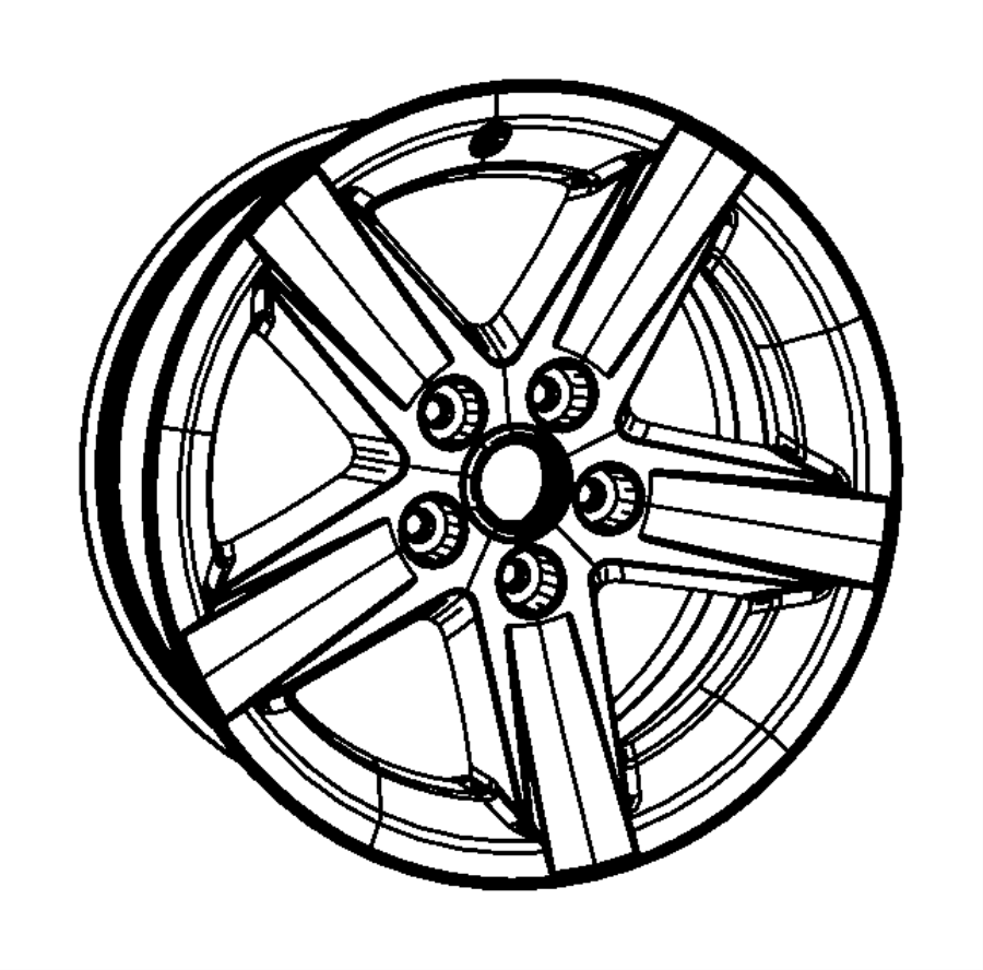 2012 dodge ram 1500 wheels