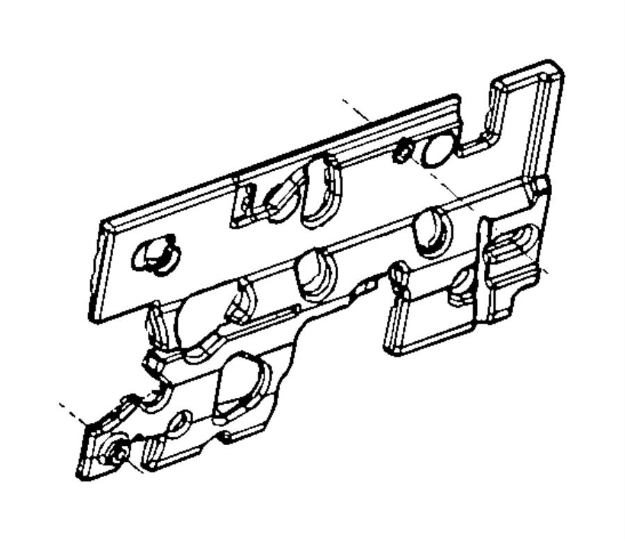 Dodge Ram 3500 Panel. Noise. Rear. Emissions, state