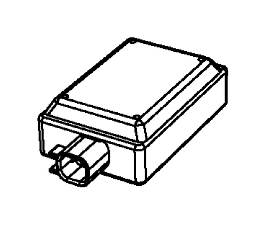 2000 Jeep Wrangler Lamp. Underhood. Lamps, courtesy