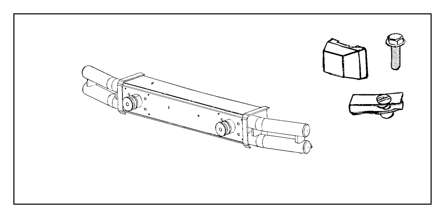 2016 Jeep Wrangler Cover. Bumper. Component of 82209743af