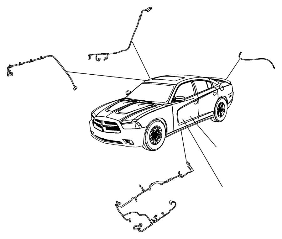 Dodge Durango Wiring Sunroof Trim All Trim Codes