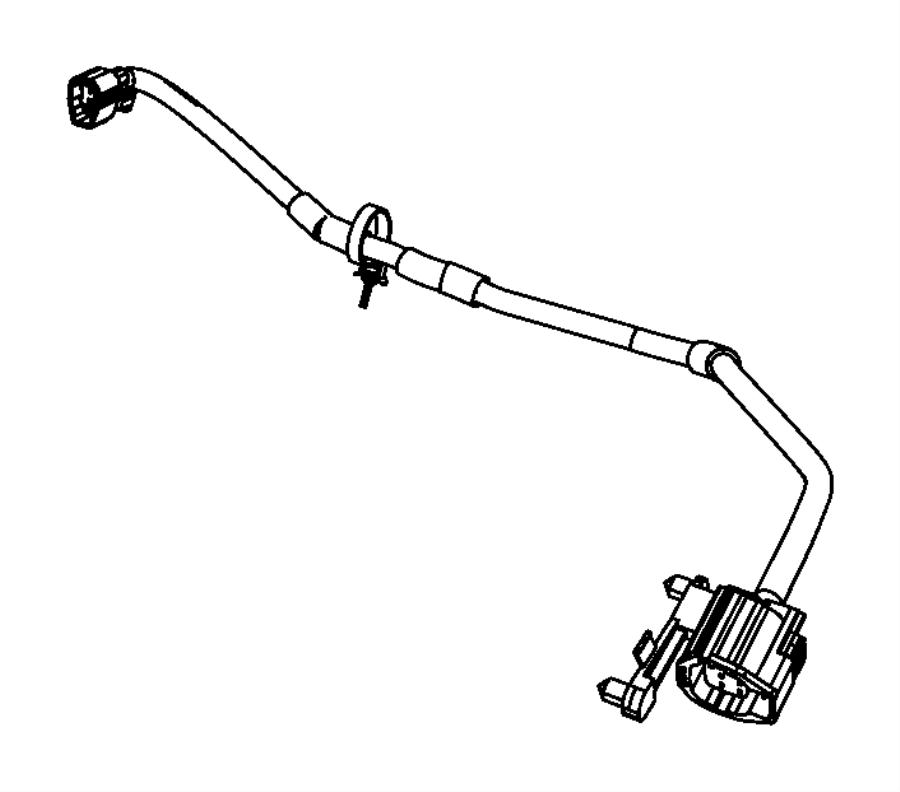 Dodge Challenger Wiring. Jumper. Variable timing solenoid