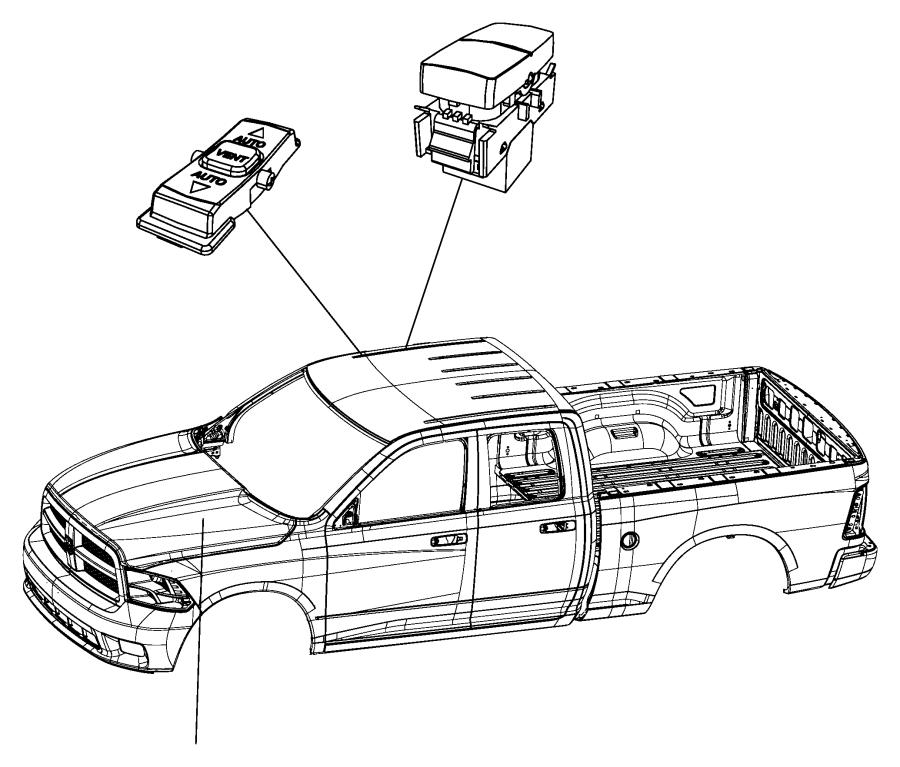 2012 Dodge Ram Code U1449