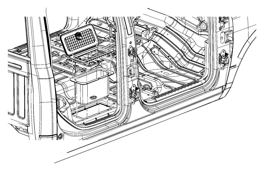 Dodge Ram 1500 Liner. Cargo. Trim: [all trim codes