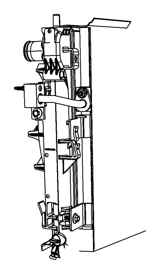 2009 Chrysler Sebring Line, tube. A/c discharge, condenser