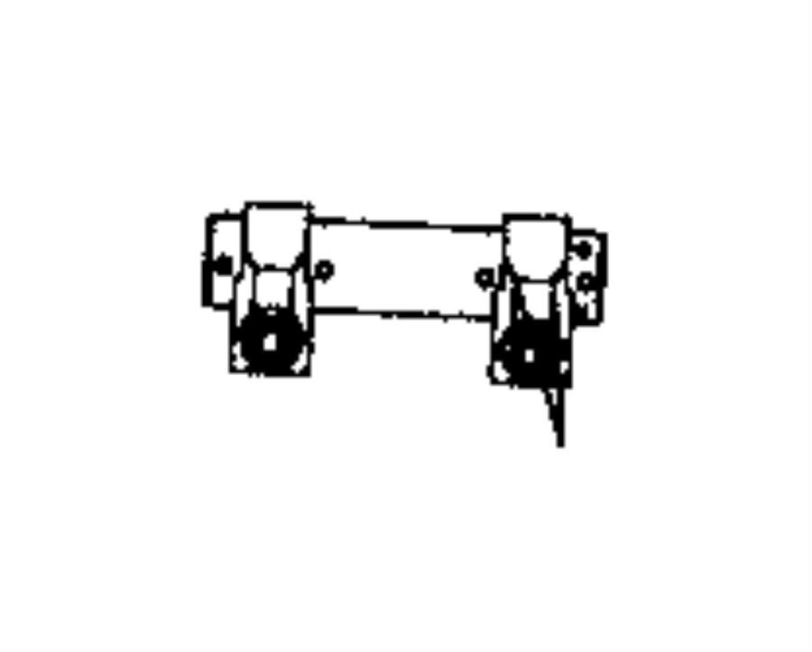 2016 Jeep Wrangler Adjuster assy. Steering link. Linkage