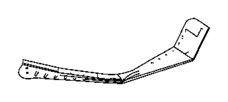2014 Chrysler 300 Shield. Used for: fuel and brake bundle