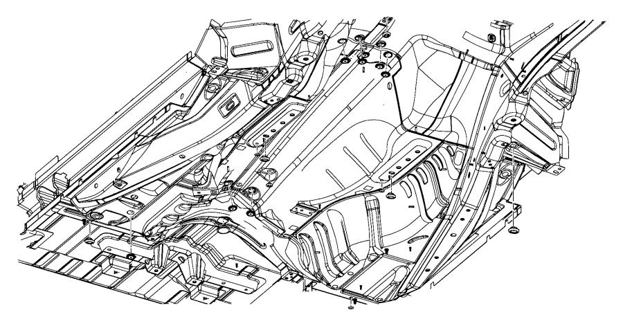 Jeep Grand Cherokee Plug. Sealing. 25mm. Plp, pdash, gwh