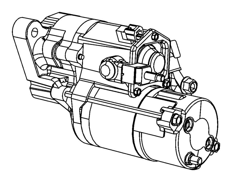 2011 Dodge Challenger Starter. Engine. Starters, related