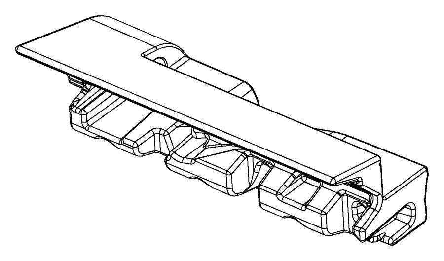 2014 Dodge Dart Foam. Noise vibration. Fuel, rail