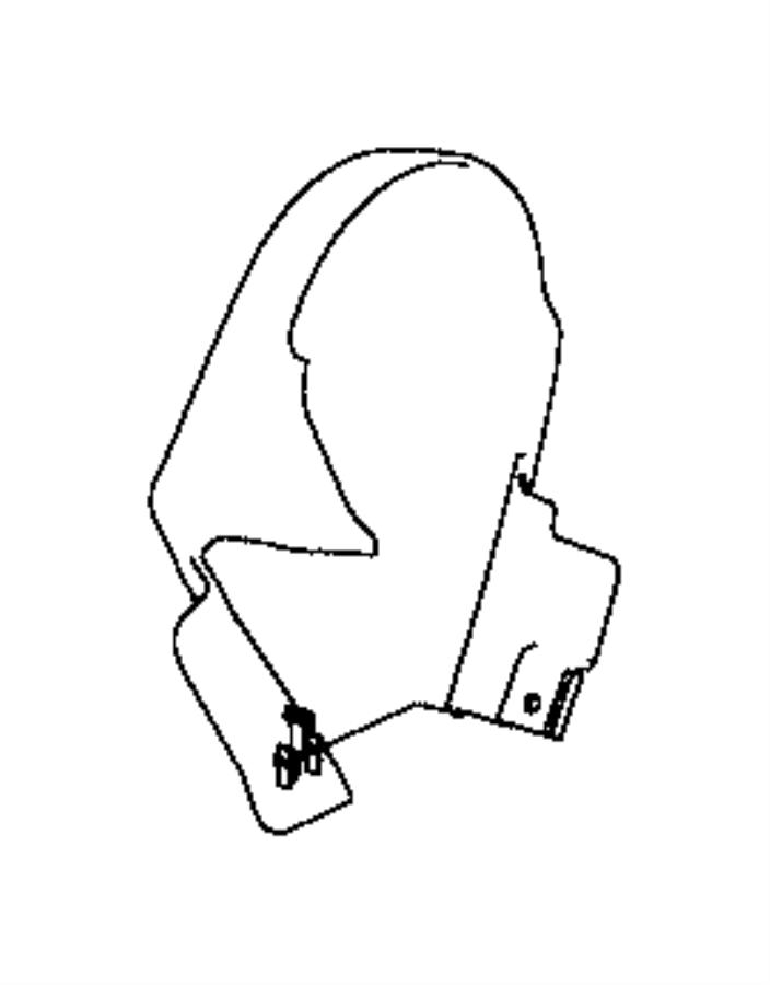 2014 Dodge Challenger Cover. Seat recliner. Trim: [prem