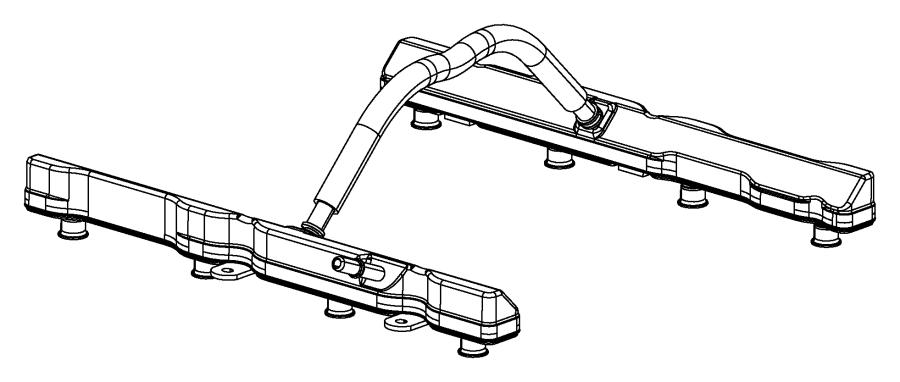 2017 Dodge Challenger Rail. Fuel. [6.4l srt hemi smpi v8