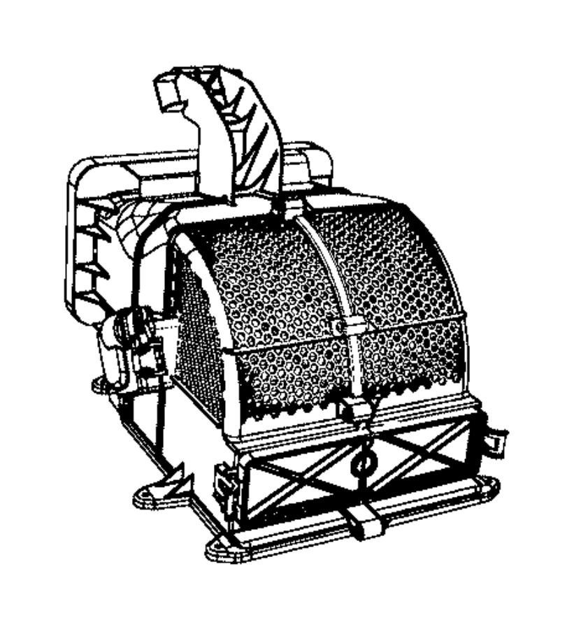 dodge ram air conditioner filter